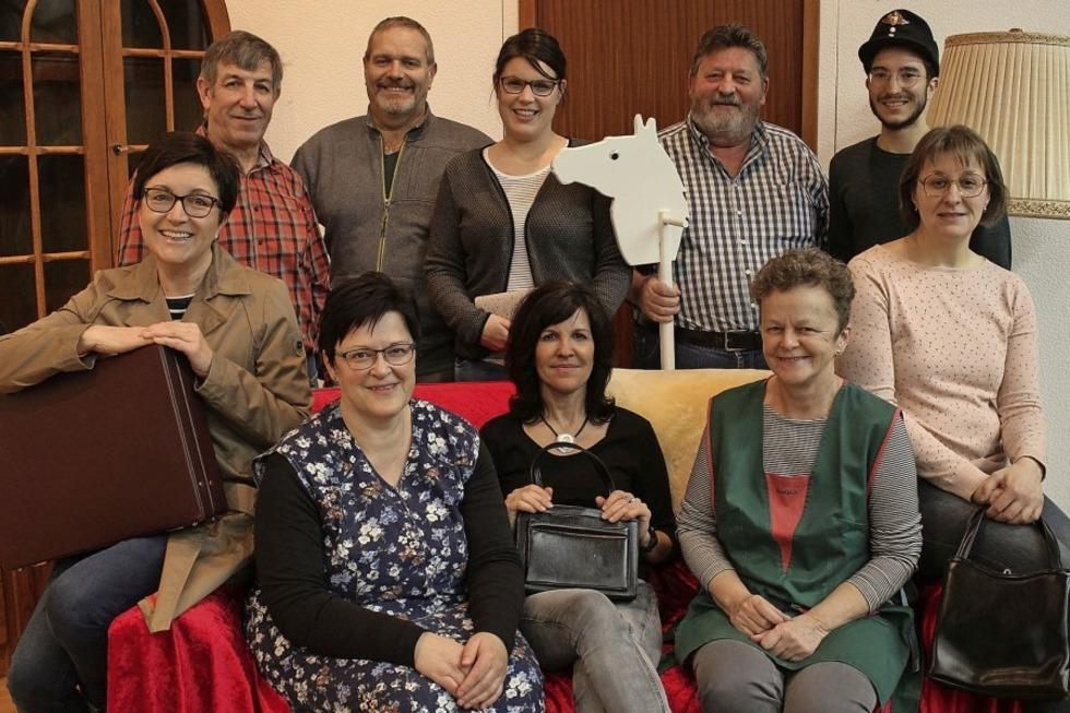 Theatergruppe des Musikvereins Ottoschwanden spielt in Freiamt - Badische Zeitung TICKET