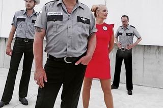 Los Santos feat. Stefan Hiss gastieren im KiK, Kultur in der Kaserne