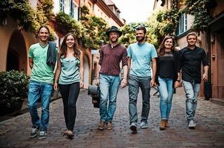 Die Freiburger Doop Down Drifters spielen im Savanna-Bistro