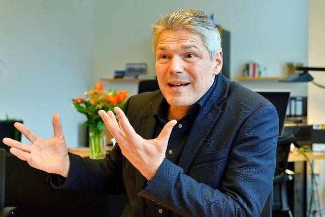 Freiburgs Bürgermeister Breiter zu Veranstaltungsabsagen: