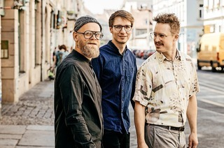 Lammel, Lauer, Bornstein spielen im Spitalkeller