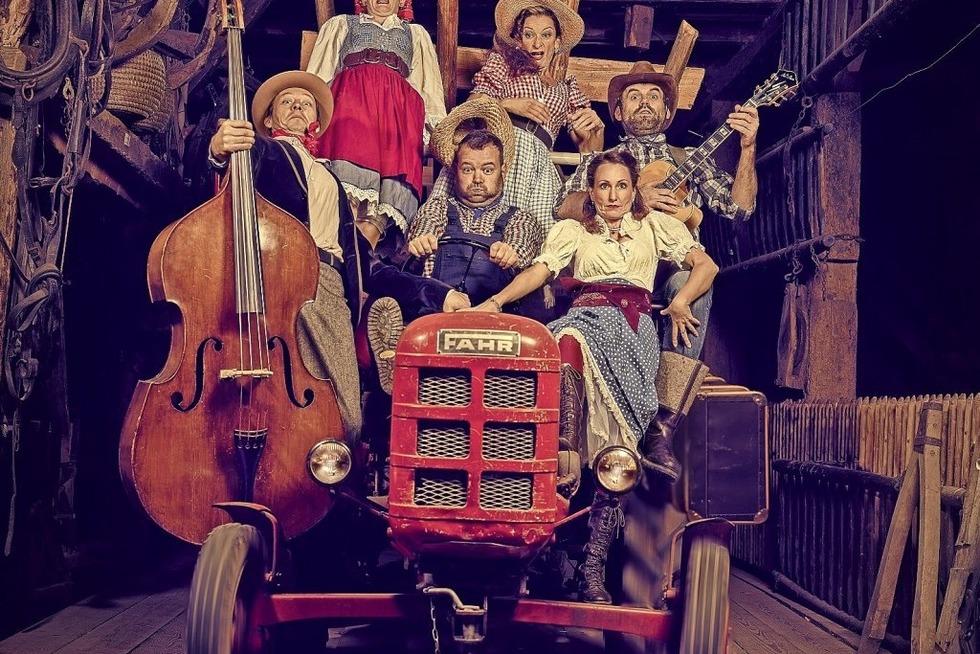 Die Shoo-Shoos kommen ins Musiktheater im E-Werk - Badische Zeitung TICKET