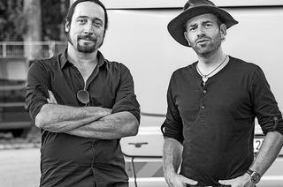 Daniel Kiefer & Marc Mayer in Endingen