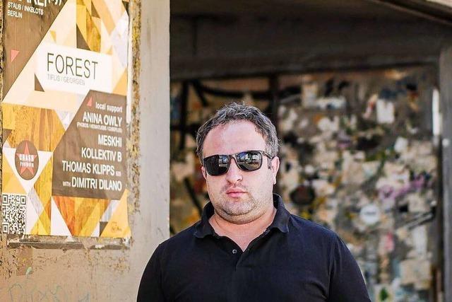 Party trotz Corona: Ein Freiburger DJ streamt Sets Freiburger DJs