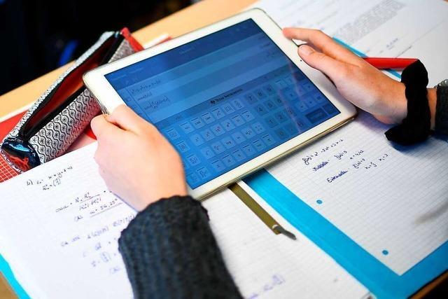 Das Virus zwingt Schulen zu Unterricht 2.0