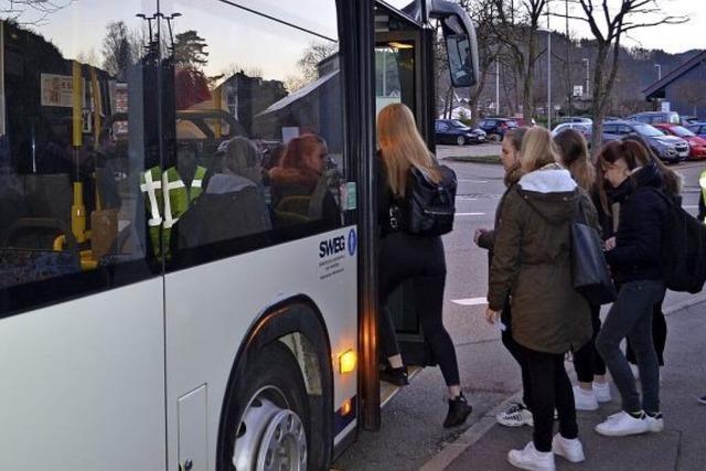 Kein Ticket mehr im Bus