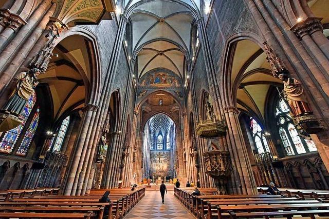 Kirchen in Freiburg setzen auf Livestreams und kleine Andachten im Freien