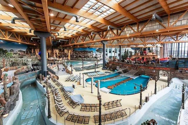 Europa-Park stellt Betrieb der Wasserwelt Rulantica ein