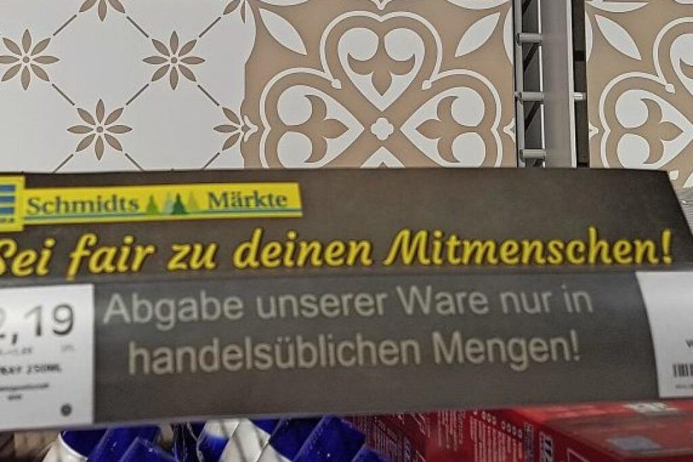 """""""Einmal Nüsslisalat für vier Wochen, bitte"""" - Badische Zeitung TICKET"""