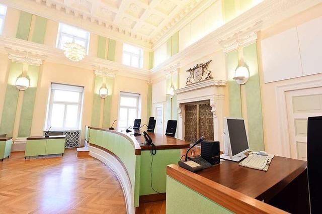 Freiburgs Gerichte fahren Sitzungen zurück