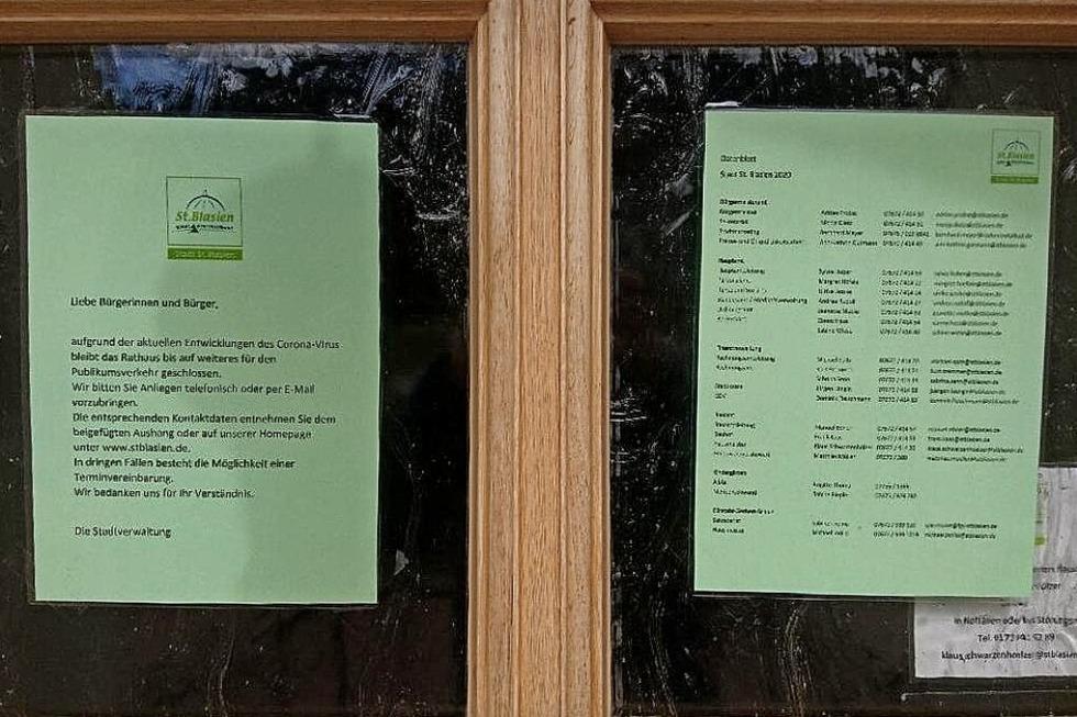Viele Türen bleiben geschlossen - Badische Zeitung TICKET