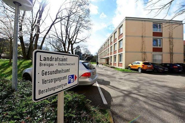 Zahl der Coronafälle in Freiburg und dem Landkreis steigt um 40 Prozent