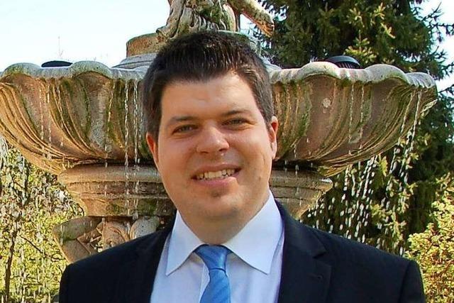 Bürgermeister Andreas König ist der erste Durbacher Corona-Fall