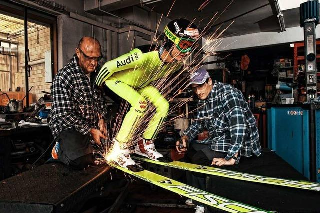 Im Skiinternat Furtwangen werden die Wintersportstars von morgen ausgebildet