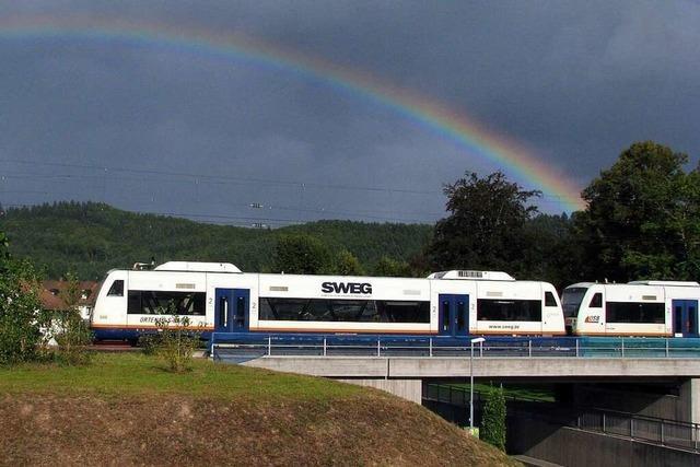 Weitere Einschränkungen bei der Ortenau-S-Bahn