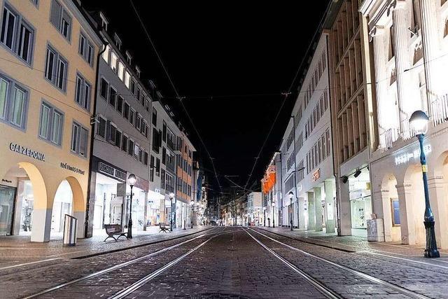 Fragen & Antworten zur Ausgangsbeschränkung in Freiburg