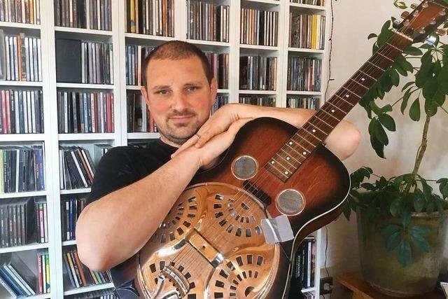 Runterladen statt Hutsammlung – der Ettenheimer Musiker Matt Woosey im Interview