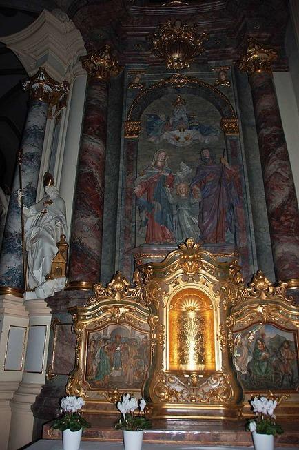 Kath. Pfarrkirche St. Laurentius - Kenzingen