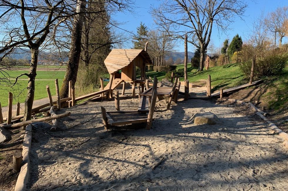 Spielplatz am Giersberg - Kirchzarten