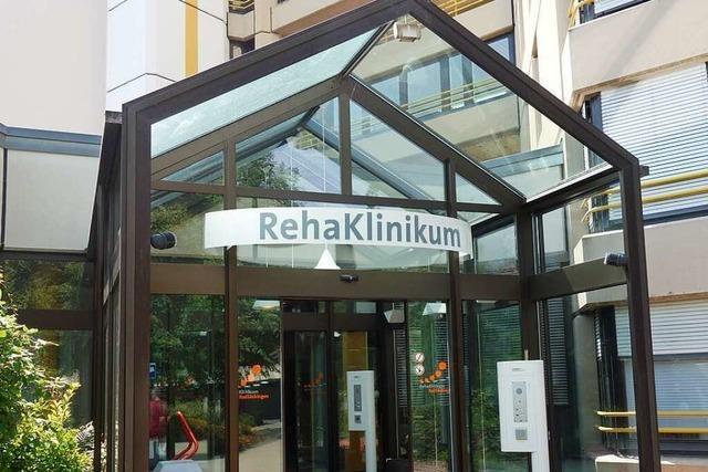 Das Rehaklinikum Bad Säckingen könnte notfalls Betten für Akutpatienten freimachen