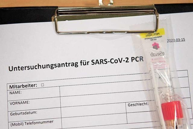 Landrat Frank Scherer: Neun Infizierte aus der Ortenau gelten als geheilt