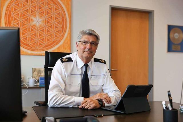 Polizeipräsident: Keine Dienststelle muss geschlossen werden