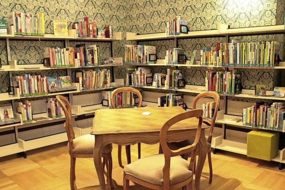 Stadtbibliothek bietet Lese- und Lernservice an - Badische Zeitung TICKET
