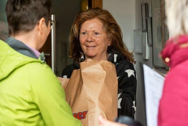 Corona-Hilfe Breisach unterstützt Bürger in Not