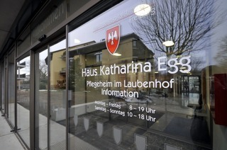 Pflegeheim Haus Katharina Egg