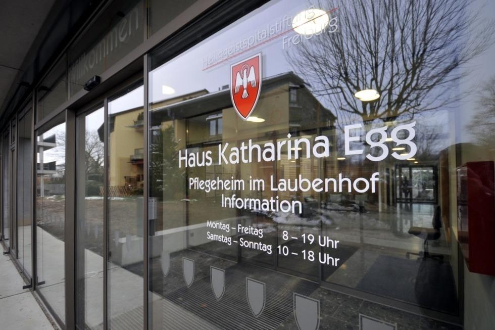 Pflegeheim Haus Katharina Egg - Freiburg