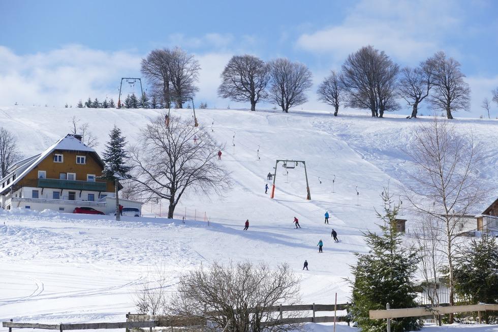 Skilifte Haldenköpfle - Oberried