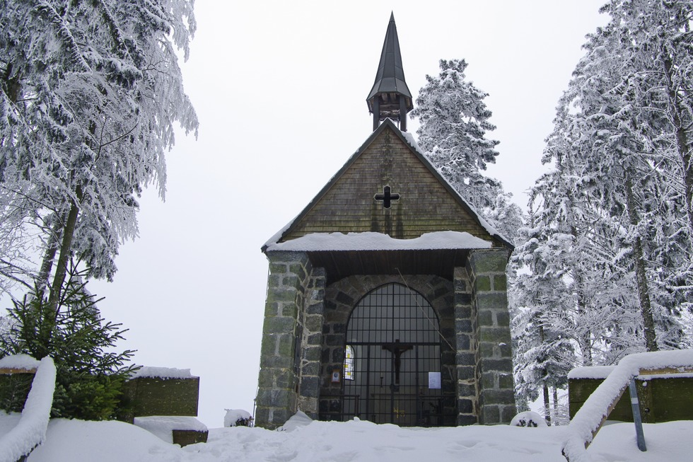 Willibald-Strohmeyer-Kapelle - Münstertal