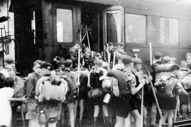 Ein Mann aus Sulz berichtet vom Schanzen, für das Jugendliche ins Elsass gebracht wurden