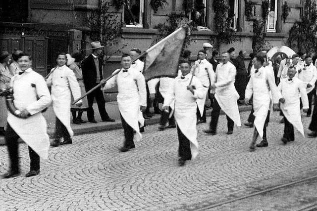 Stramme Nazis hatten Lahr im Griff