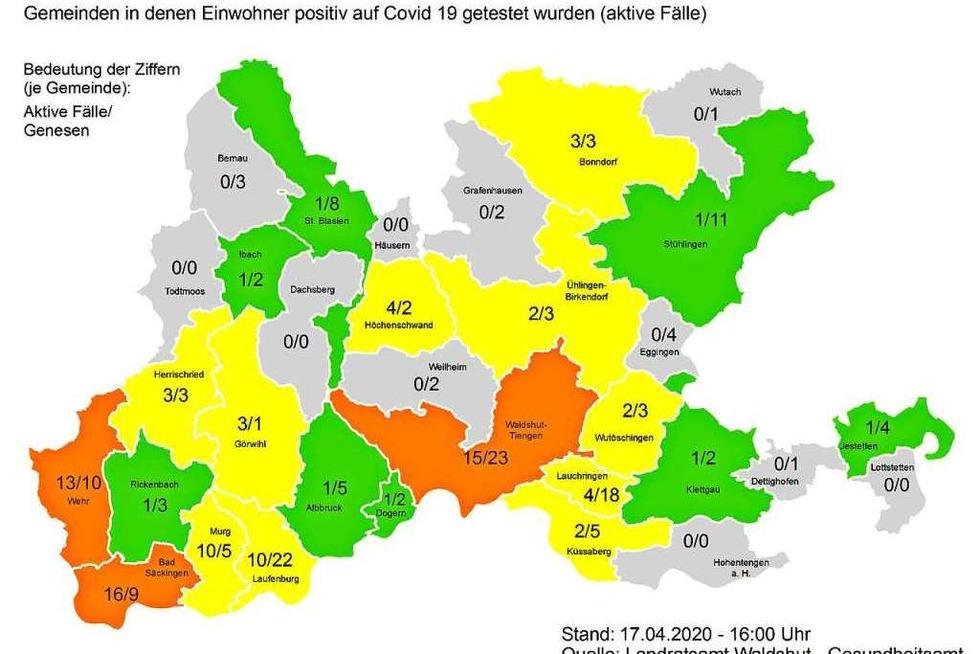 Newsblog: Ein neuer Corona-Fall im Kreis Waldshut - Badische Zeitung TICKET