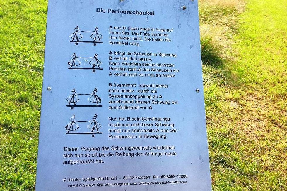 Park der Sinne - Badenweiler