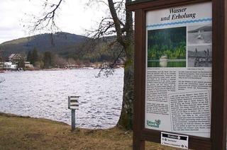 Walderlebnispfad Wasser