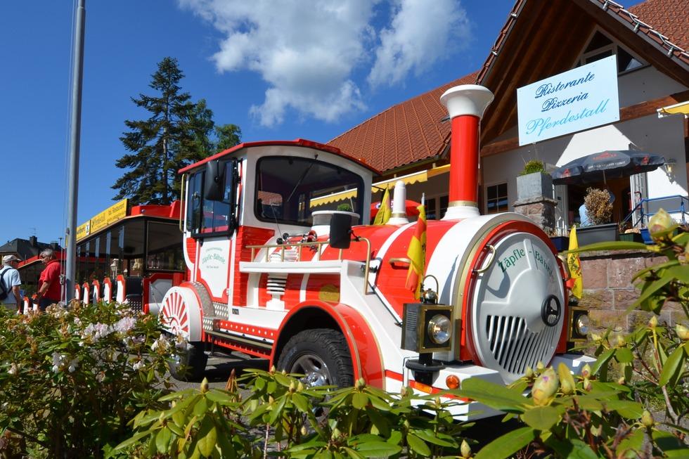 Zäpfle-Bahn - Titisee-Neustadt
