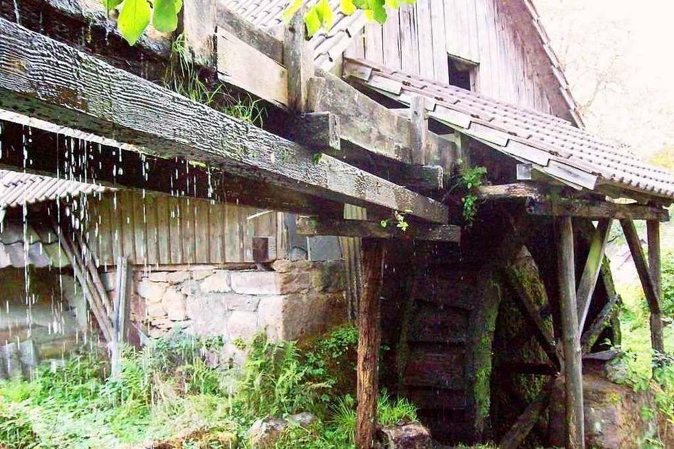 Benz-Mühle - Ottenhöfen im Schwarzwald