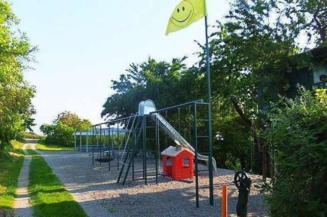 Grill- und Spielplatz Bergstraße