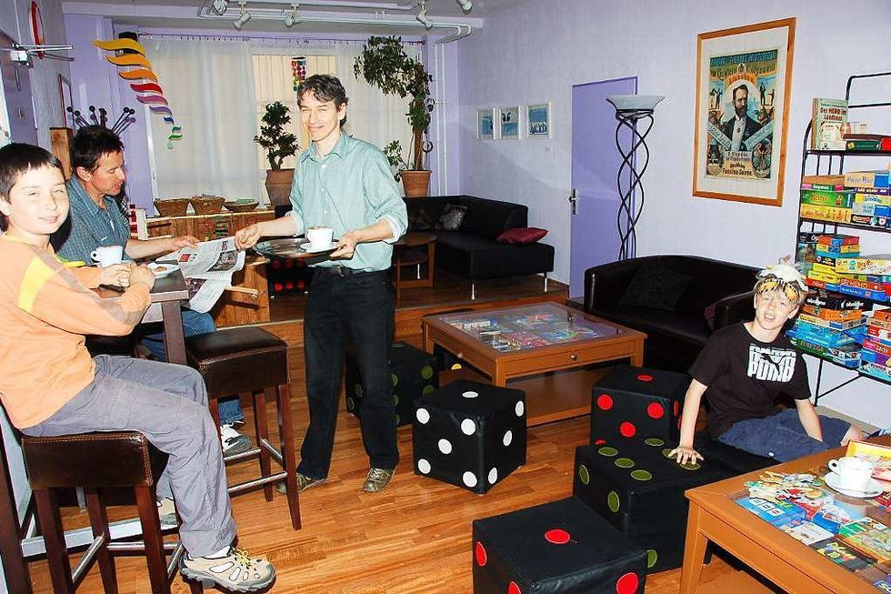 Zauber- und Spielecafé der Spielspirale - Emmendingen