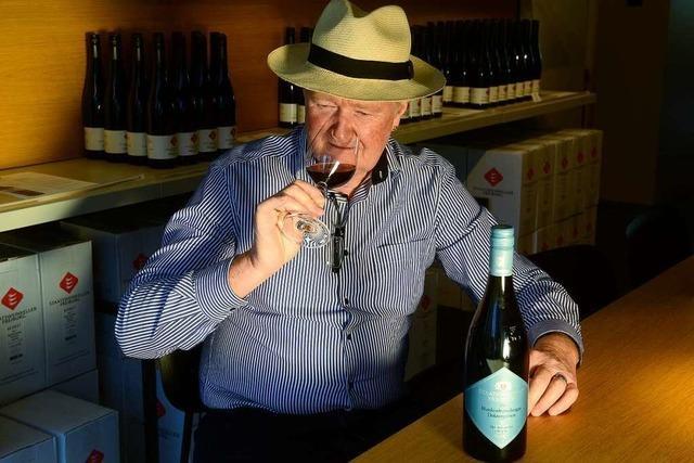 Wer nur zum Trinken kommt, ist bei Weinproben fehl am Platz