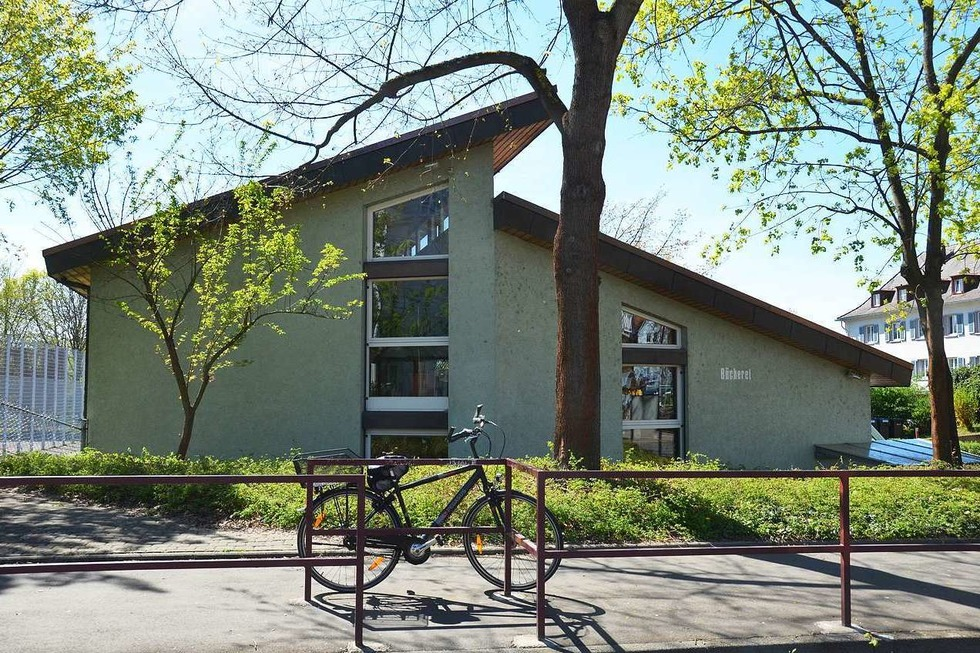 Öffentliche Bibliothek - Breisach