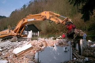 Altes Schulhaus Wittental (abgerissen)