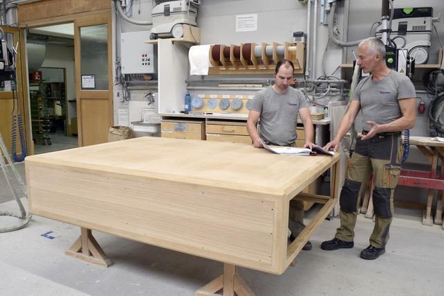Fensterbauer Moser: Es ist nicht alles Holz, was glänzt