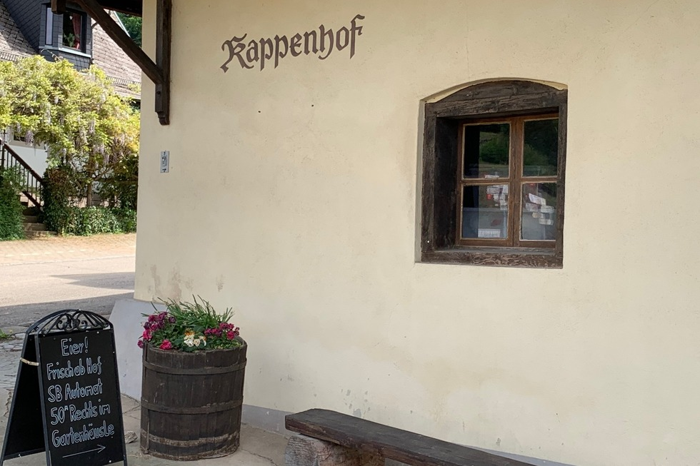 Kappenhof - Glottertal