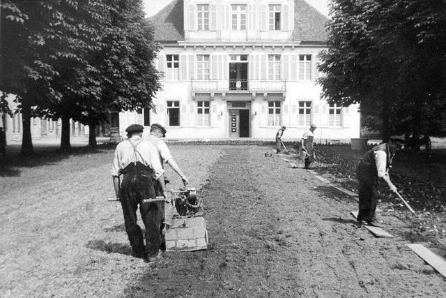 Erinnerungen an das Kriegsende: Die Zeit der Schutterschätze