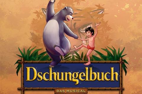Dschungelbuch - das Musical - Theater Liberi - Lohr am Main - 07.01.2021 16:00