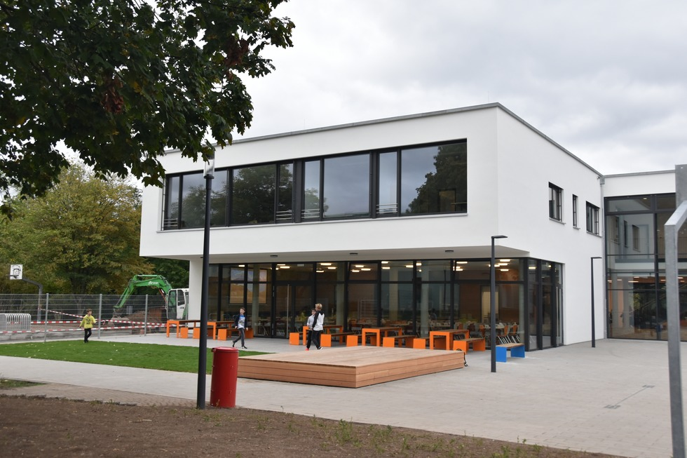 Jenger-Gemeinschaftsschule - Ehrenkirchen