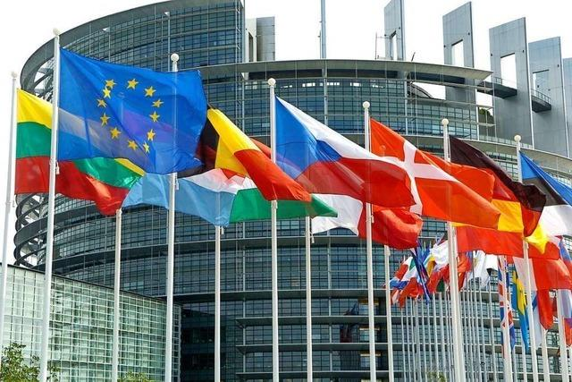 Europaparlament in Straßburg wird Corona-Testzentrum